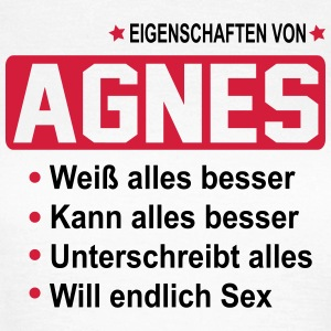 agnes T-Shirts - Frauen T-Shirt