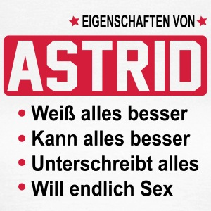 astrid T-Shirts - Frauen T-Shirt