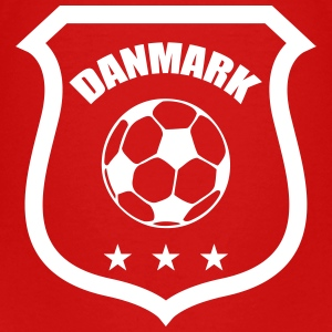 Danmark Shirts - Teenage Premium T-Shirt