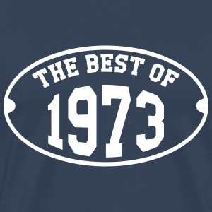 The Best of 1973 T-Shirts - Männer Premium T-Shirt