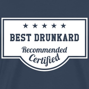 Best Drunkard T-Shirts - Men's Premium T-Shirt