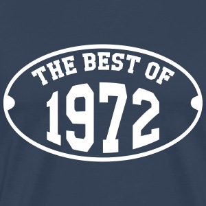 The Best of 1972 T-Shirts - Männer Premium T-Shirt