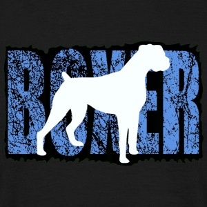 boxer T-Shirts - Men's T-Shirt