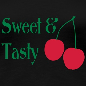 sweet and tasty Tee shirts - T-shirt Premium Femme