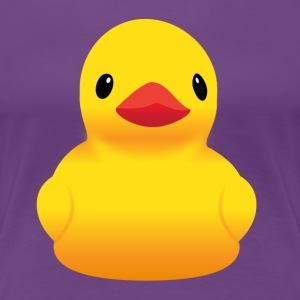 The big rubber duck - Women's Premium T-Shirt