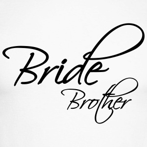Bride Brother Long sleeve shirts - Men's Long Sleeve Baseball T-Shirt