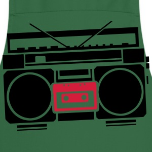 Boombox - Ghetto Blaster  Aprons - Cooking Apron