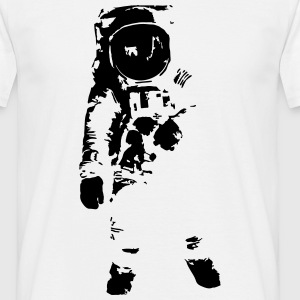 Astronaut - Space T-skjorter - T-skjorte for menn