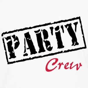 Party Crew Long sleeve shirts - Men's Premium Longsleeve Shirt