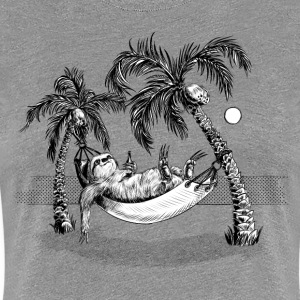 Sloth T-Shirts - Frauen Premium T-Shirt