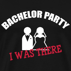 Bachelor Party T-shirts - Premium-T-shirt herr
