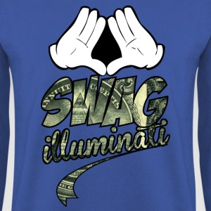Illuminati Swag Sweat-shirts - Sweat-shirt Homme