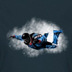 skydiver Tee shirts - T-shirt Femme
