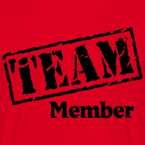 Team member T-Shirts - Men's T-Shirt