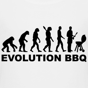 Evolution BBQ T-Shirts - Kinder Premium T-Shirt