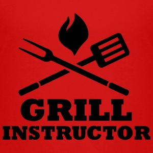 Grill Instructor T-Shirts - Kinder Premium T-Shirt