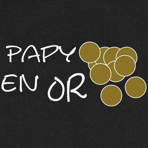 papy en or