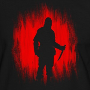 Bloody Assassin Ripper T-Shirts - Men's Ringer Shirt