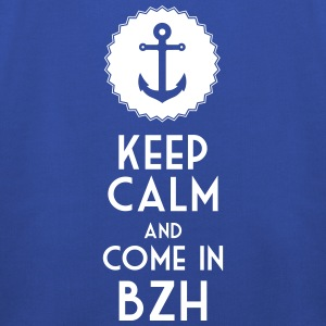 Keep Calm and Come in BZH Sweats - Pull à capuche Premium Enfant