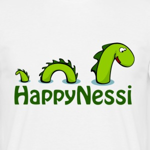 HappiNessi T-Shirts - Männer T-Shirt