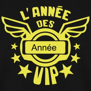 ajouter annee anniversaire vip logo Sweat-shirts - Sweat-shirt Homme