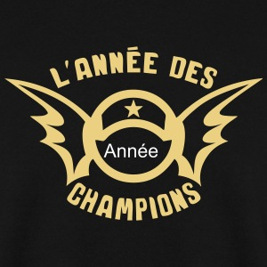 ajouter annee anniversaire champion logo Sweat-shirts - Sweat-shirt Homme