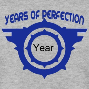 ajouter annee years perfection logo anni Sweat-shirts - Sweat-shirt Homme