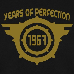 1967 years perfection logo anniversaire Sweat-shirts - Sweat-shirt Homme