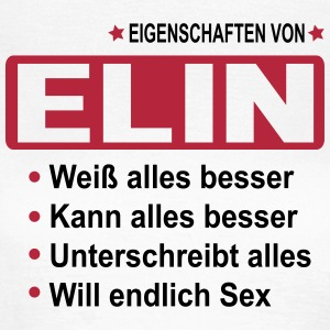 elin T-Shirts - Frauen T-Shirt