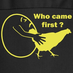 who came first? Tabliers - Tablier de cuisine