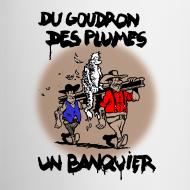 Motif ~ MUB BICOLORE banquier