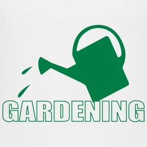 Gardening T-Shirts - Teenager Premium T-Shirt