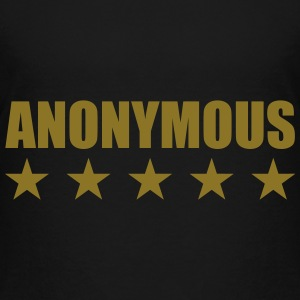 Anonymous Shirts - Kids' Premium T-Shirt