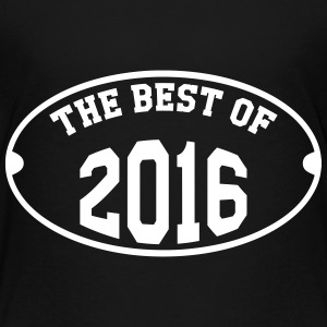 The Best of 2016 T-Shirts - Kinder Premium T-Shirt