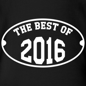 The Best of 2016 T-Shirts - Baby Bio-Kurzarm-Body