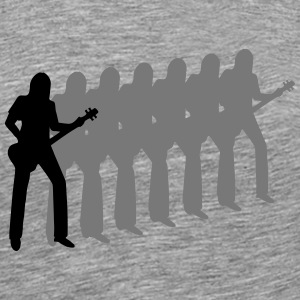 bassist T-Shirts - Men's Premium T-Shirt