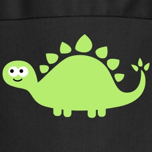 Funny cute dinosaur  Aprons - Cooking Apron