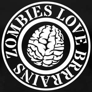 zombies zombies Tee shirts - T-shirt Premium Femme