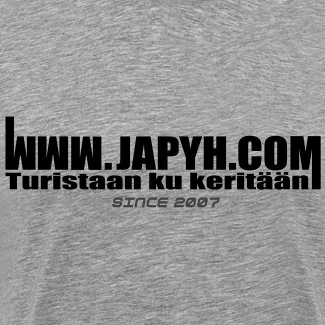 Japyh.com Miesten T-paita