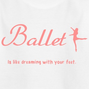 Ballet Shirts - Teenage T-shirt