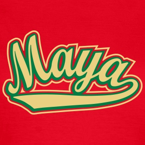 Maya - T-shirt customised with your name T-Shirts - Women's T-Shirt