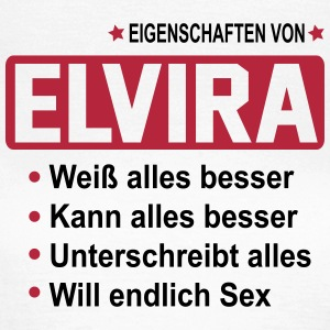 elvira T-Shirts - Frauen T-Shirt