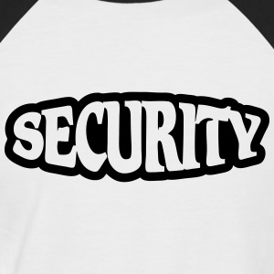 Security Tee shirts - T-shirt baseball manches courtes Homme