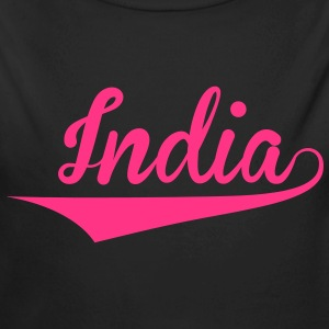 India Sweats - Body bébé bio manches longues