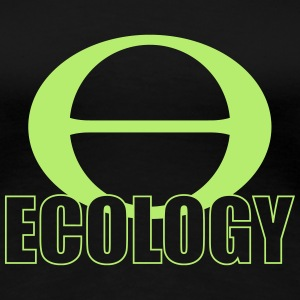 Ecology T-Shirts - Frauen Premium T-Shirt