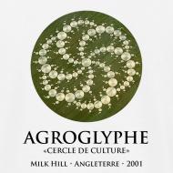 Motif ~ Tee shirt Crop Circle