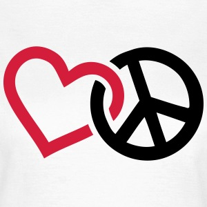 Peace T-Shirts - Frauen T-Shirt