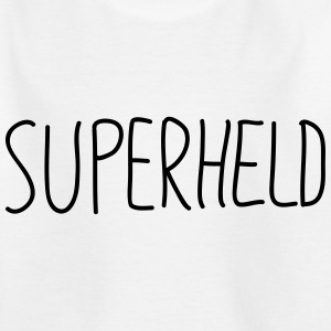 Superheld T-Shirts - Kinder T-Shirt
