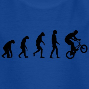 Evolution of BMX T-Shirts - Kinder T-Shirt