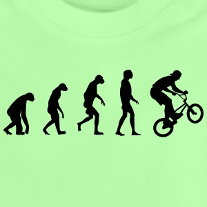 Evolution of BMX Shirts - Baby T-Shirt